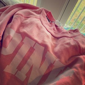 Super soft Pink jogging suit. Xsmall